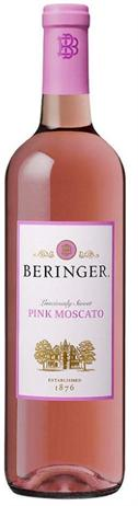 Beringer Vineyards Pink Moscato